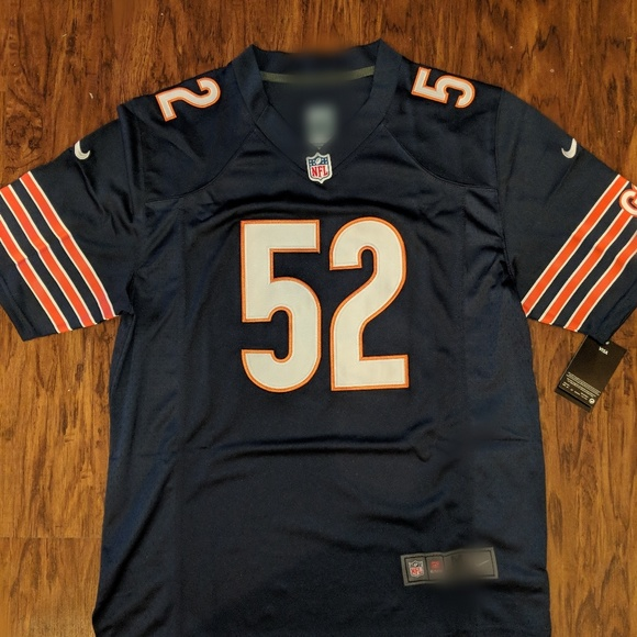 cheaper dee37 cc1ce Khalil Mack Chicago Bears Jersey NWT